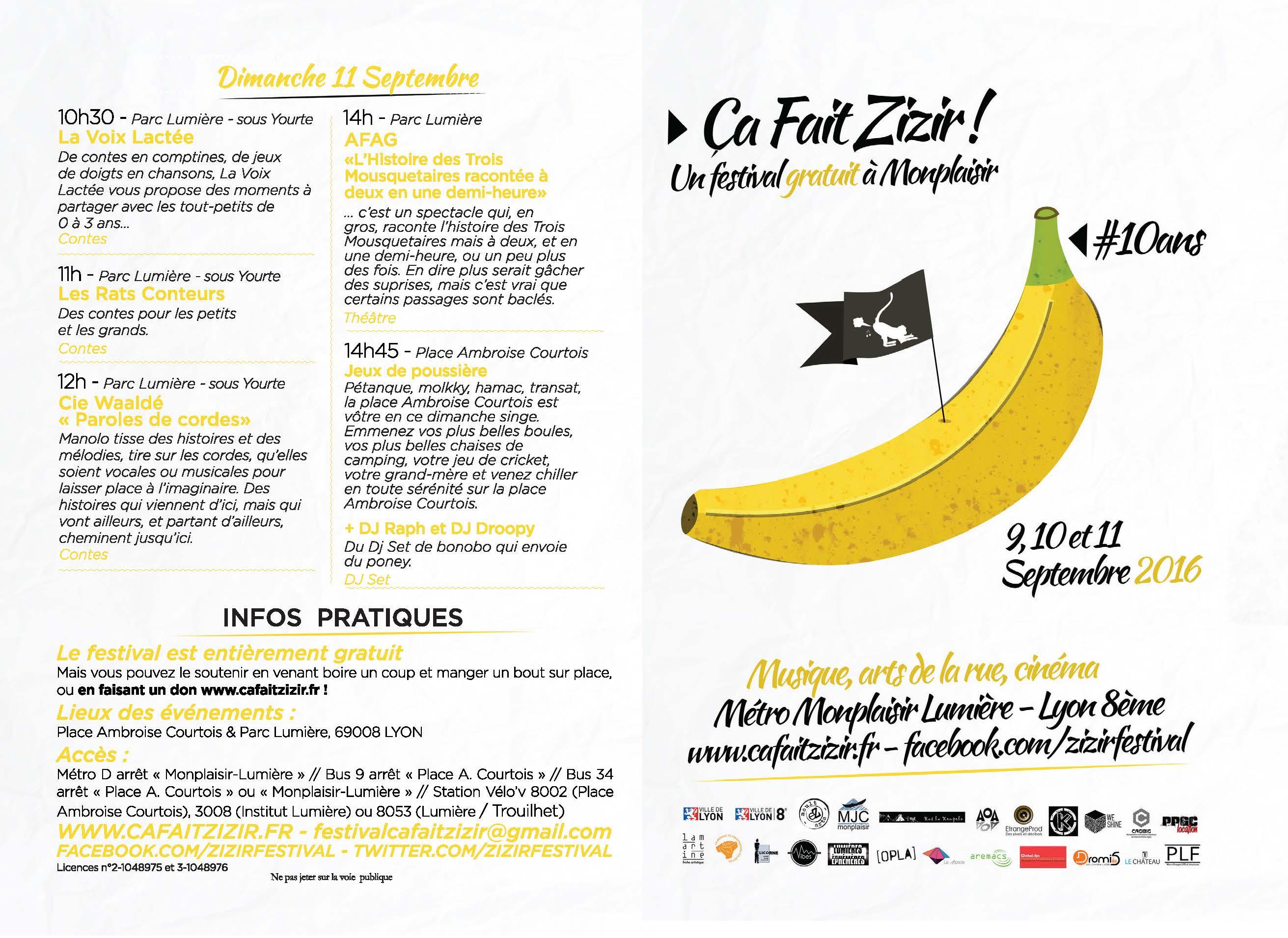 festival ca fait zizir 2016